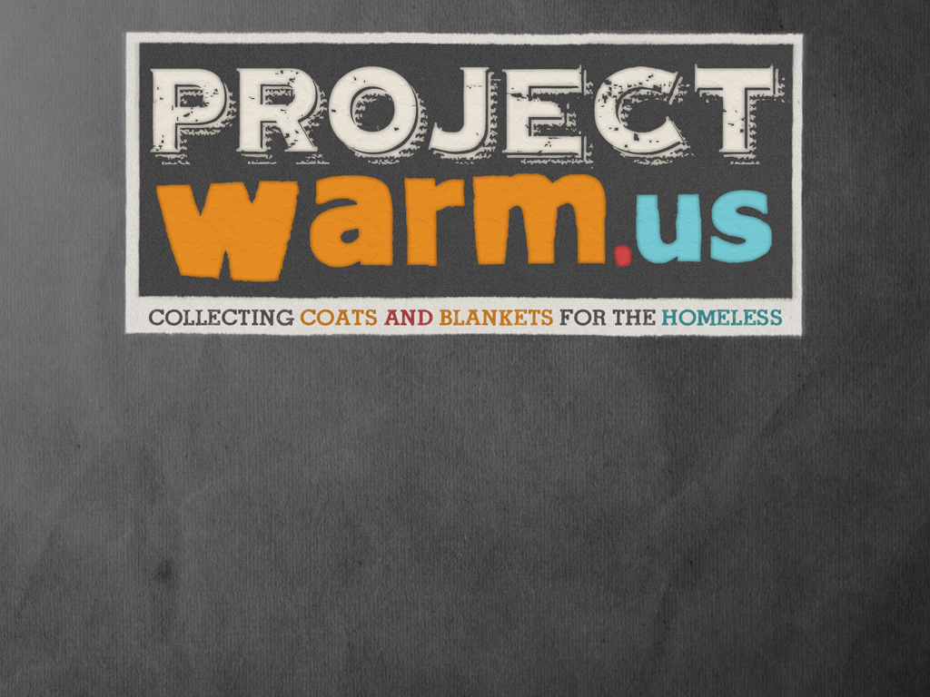 Warming up the homeless in 2013 – Bring it on!