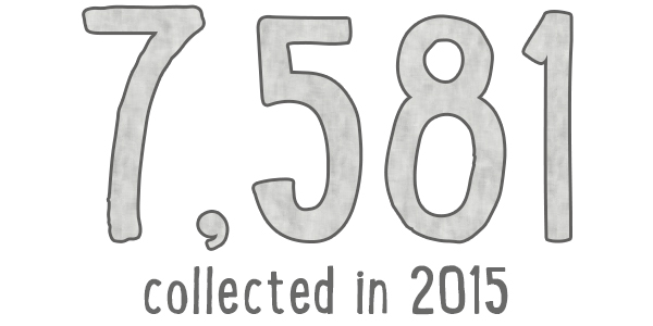 Collection in 2015